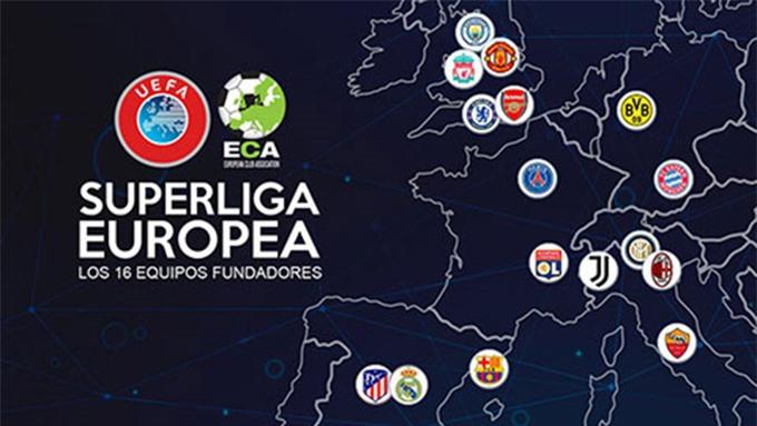 Sự ra đời của Super League