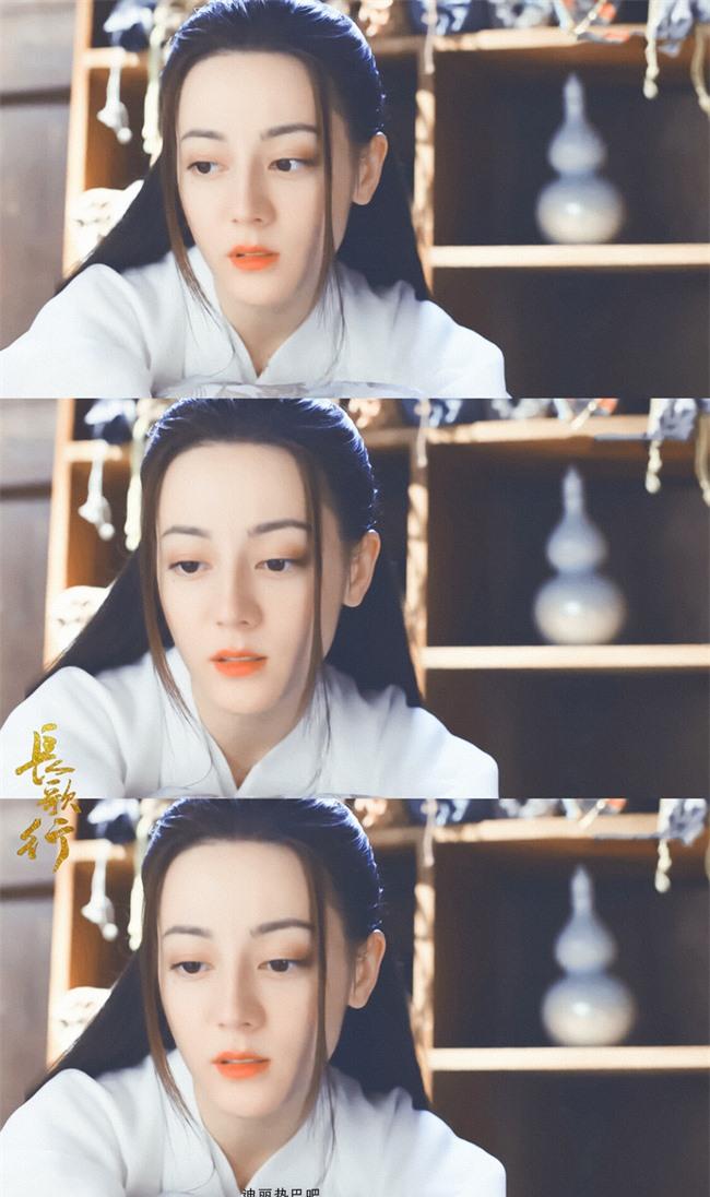 Trường Ca Hành: Địch Lệ Nhiệt Ba tự nói về khả năng đóng phim của mình, netizen chê bai nhập vai gì mà diễn quá tệ  - Ảnh 3.