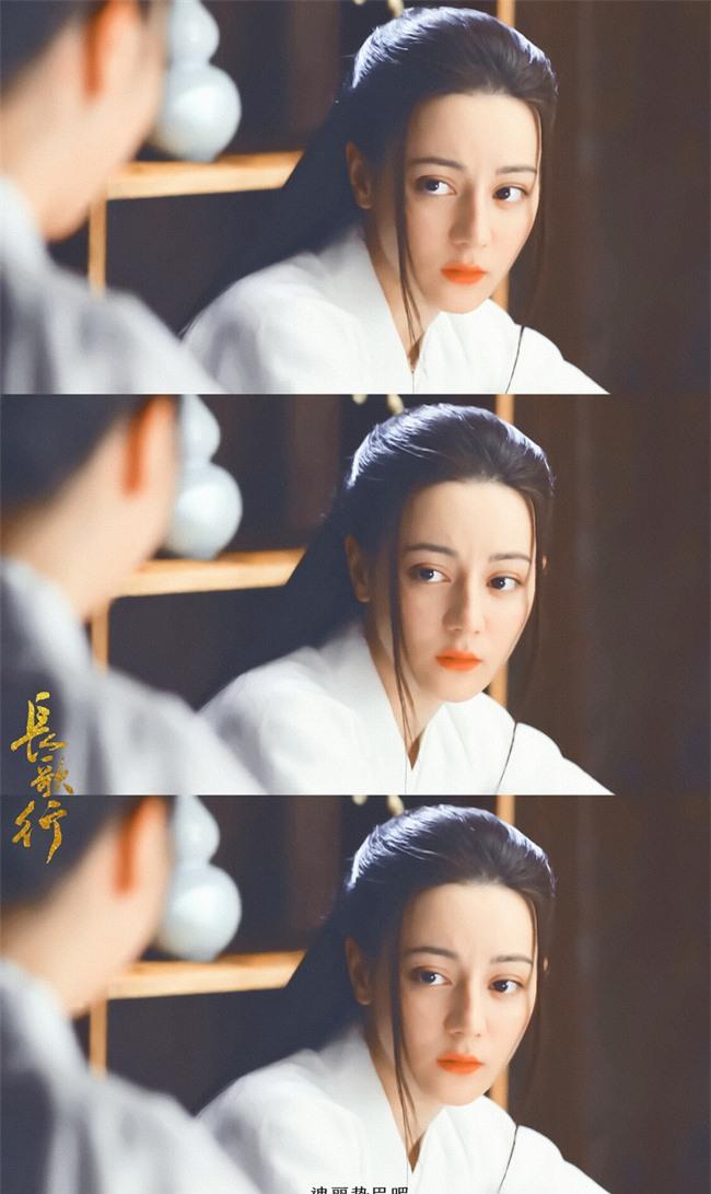 Trường Ca Hành: Địch Lệ Nhiệt Ba tự nói về khả năng đóng phim của mình, netizen chê bai nhập vai gì mà diễn quá tệ  - Ảnh 4.