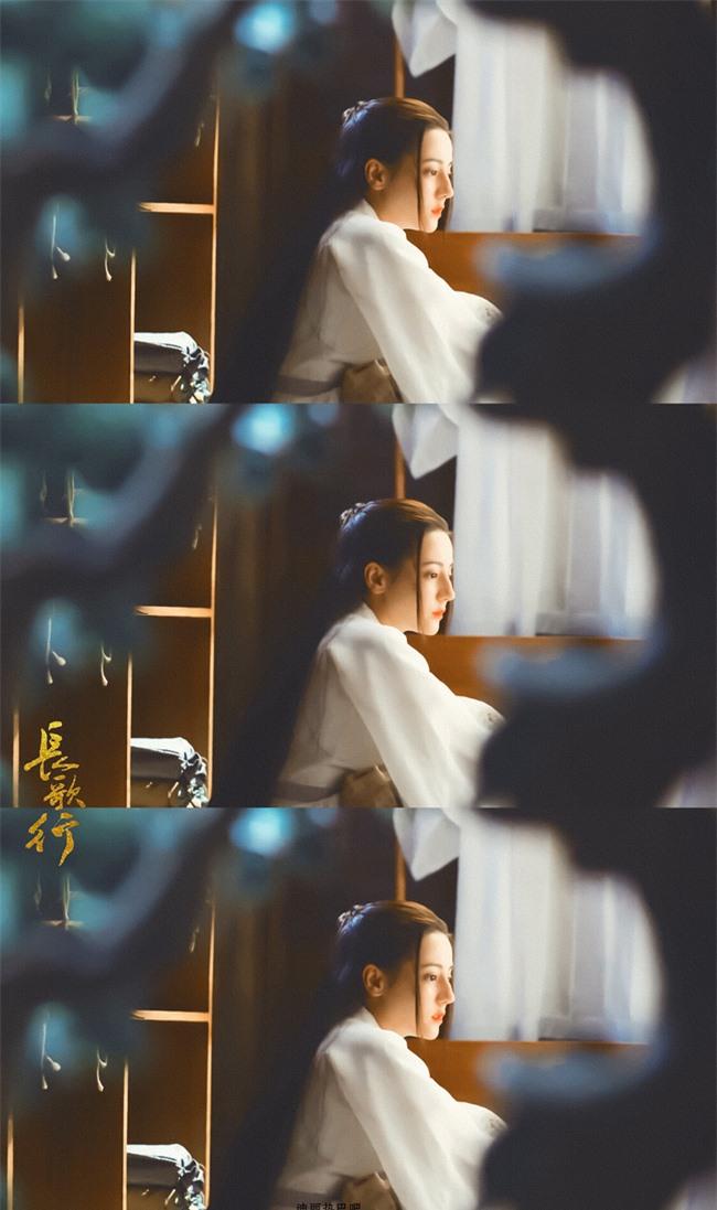 Trường Ca Hành: Địch Lệ Nhiệt Ba tự nói về khả năng đóng phim của mình, netizen chê bai nhập vai gì mà diễn quá tệ  - Ảnh 5.
