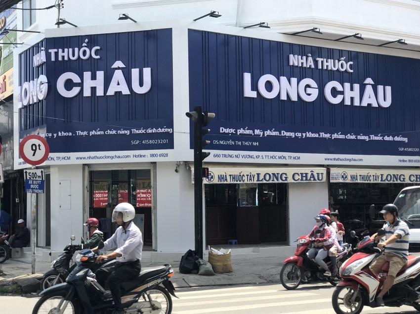 Năm 2021, FPT Retail dự kiến mở rộng chuỗi nhà thuốc Long Châu lên 350 cửa hàng, gia tăng độ phủ sóng trên toàn quốc.