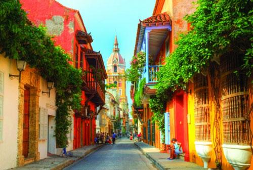 Những cảnh quan đẹp kì ảo ở Nam Mỹ dễ làm bạn 'mê đắm'