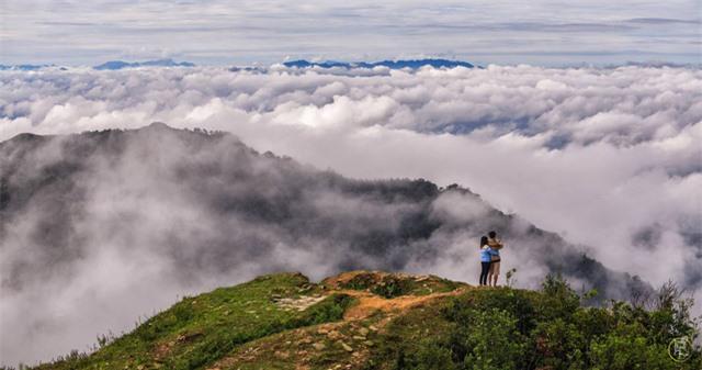 Vẻ đẹp bốn mùa trên núi Mẫu Sơn - Ảnh 4.