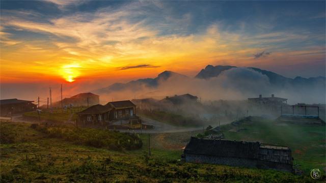 Vẻ đẹp bốn mùa trên núi Mẫu Sơn - Ảnh 12.