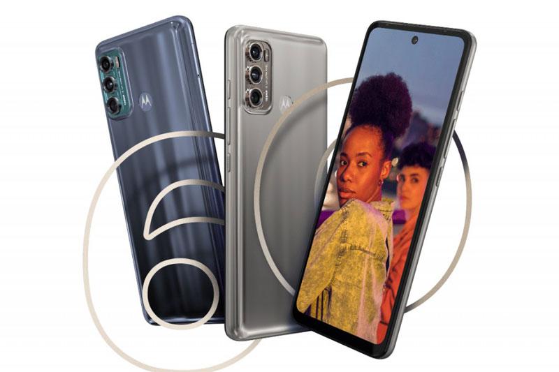 Motorola Moto G60.