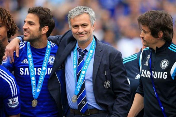 Mourinho giành nhiều thành công trong 2 lần dẫn dắt Chelsea