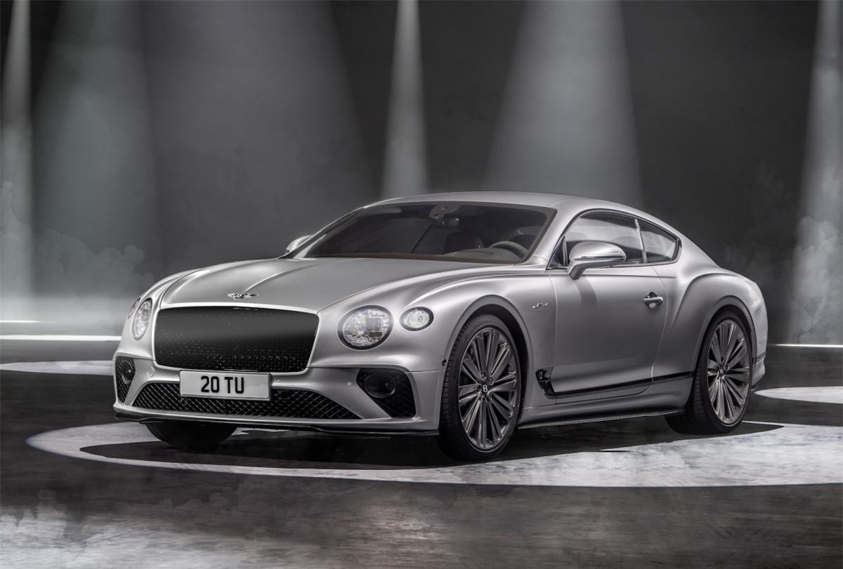 Ở phiên bản này, Bentley cho biết nó không chỉ nhanh trên đường thẳng mà thực sự linh hoạt hơn ở những khúc cua.