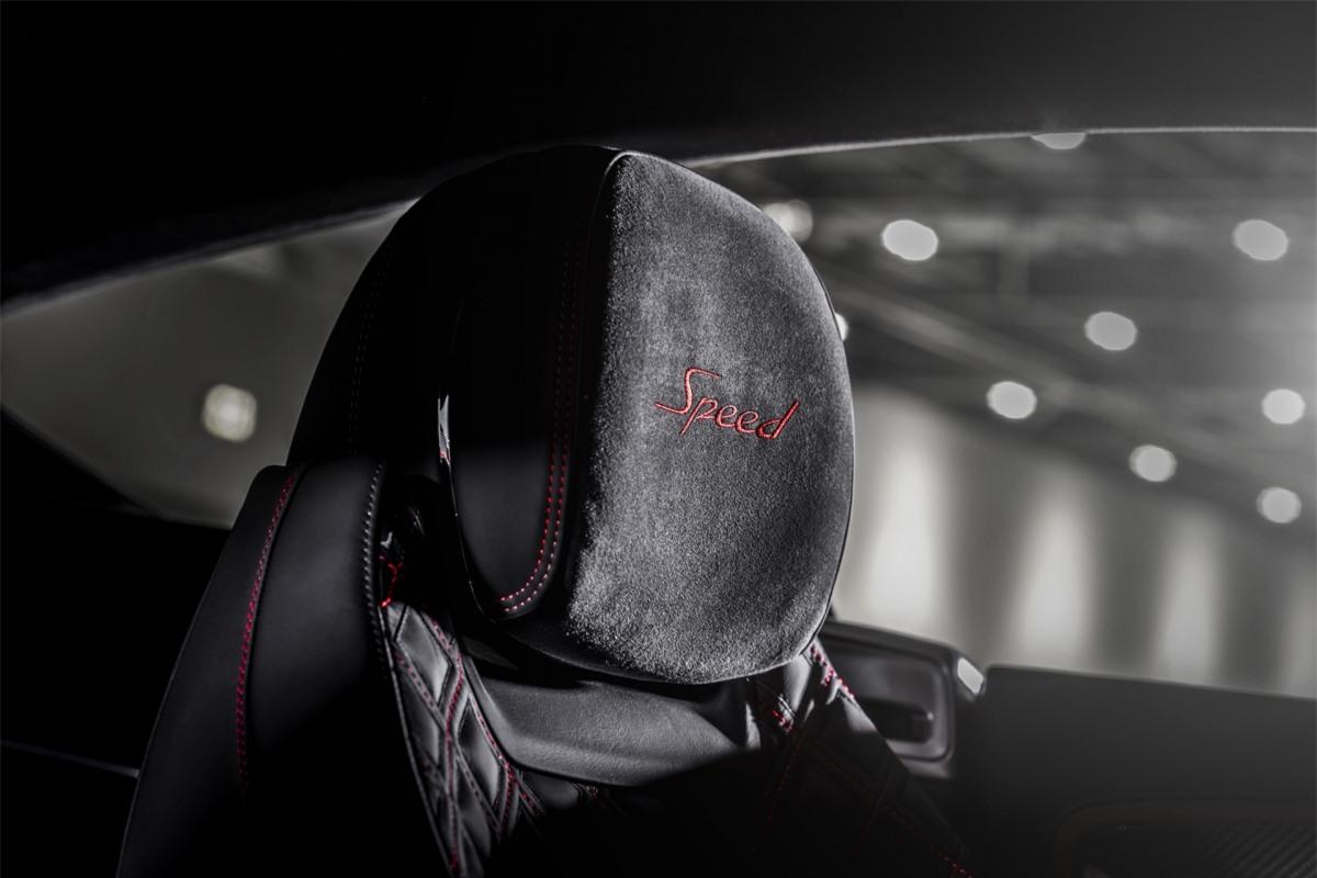 """""""Chiếc Continental GT Speed mới đại diện cho đỉnh cao của những chiếc grand touring hiệu năng cao. Mẫu xe này là sự thể hiện giá trị mạnh mẽ Continental GT, thú vị và năng động, với các chi tiết Speed độc đáo nhằm nâng cao trải nghiệm người dùng và mang đến cho khách hàng nhiều quyền kiểm soát chiếc xe hơn"""" - ông Matthias Rabe, thành viên hội đồng kỹ thuật của Bentley cho biết."""