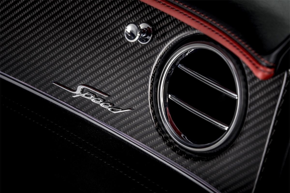 """Cũng theo ông Matthias Rabe: """"Chiếc GT sang trọng nhất thế giới giờ đây được nâng cấp toàn diện hơn bao giờ hết với các đường nét thể thao để thu hút sự tập trung của người lái. Speed là chương mới nhất trong câu chuyện của Continental GT, nó giúp khách hàng tạo ra những hành trình phi thường của họ""""."""