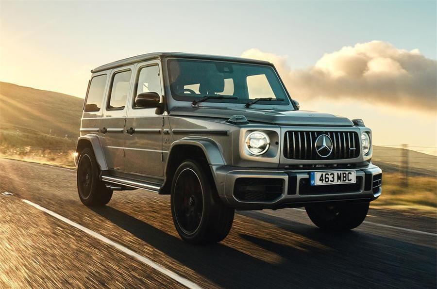 Top 10 SUV hạng sang tốt nhất năm 2021 ảnh 1