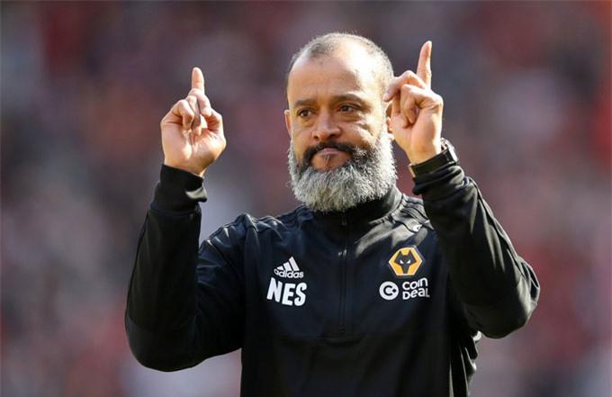 Santo là ứng viên hàng đầu thay Mourinho tại Tottenham