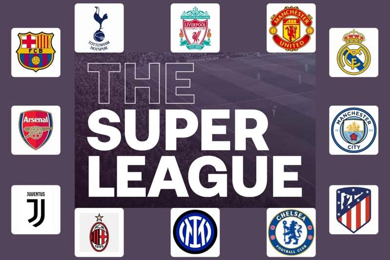 Các CLB đồng ý tham gia Super League.