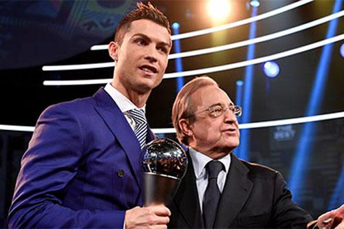Perez: 'Real sẽ không mua lại Ronaldo'