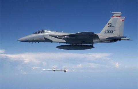 Bao My thua nhan khi F-15C thuc hien phat ban ky luc
