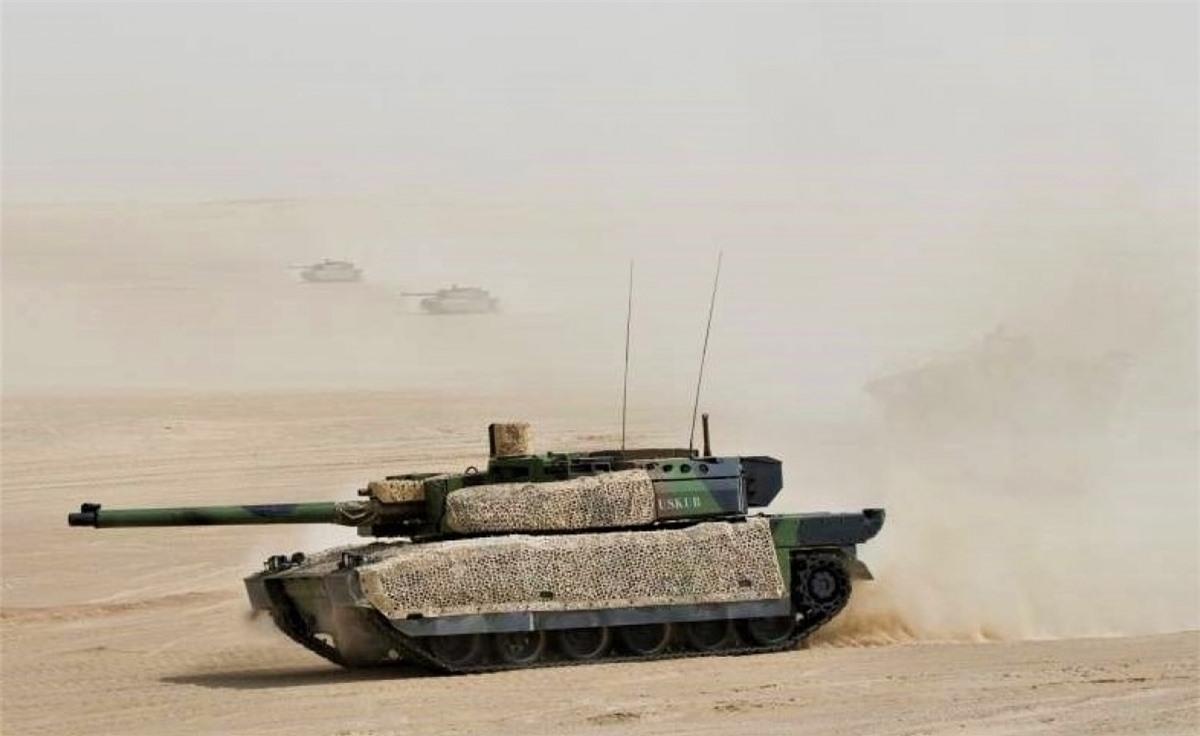 Pháp chủ trương duy trì tình trạng kỹ thuật và hiện đại hóa số xe tăng hiện có cho 10-15 năm tới; Nguồn: topwar.ru