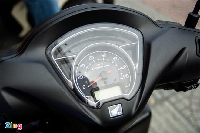 Honda Vision duoc ban voi gia hon 40 trieu tai TP.HCM anh 2