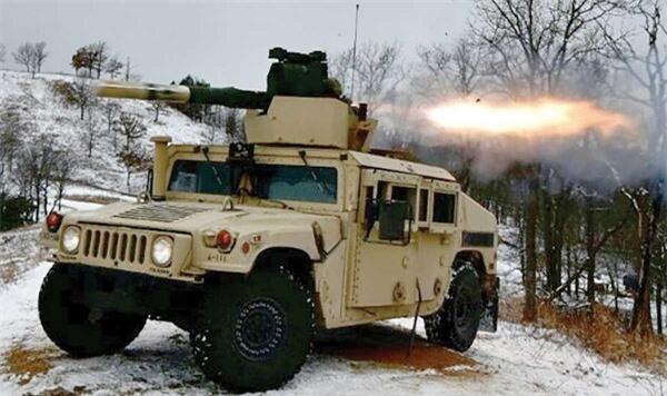 [ẢNH] Siêu tên lửa chống tăng Mỹ hủy diệt xe tăng từ khoảng cách 10km - ảnh 12