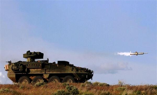 [ẢNH] Siêu tên lửa chống tăng Mỹ hủy diệt xe tăng từ khoảng cách 10km - ảnh 13
