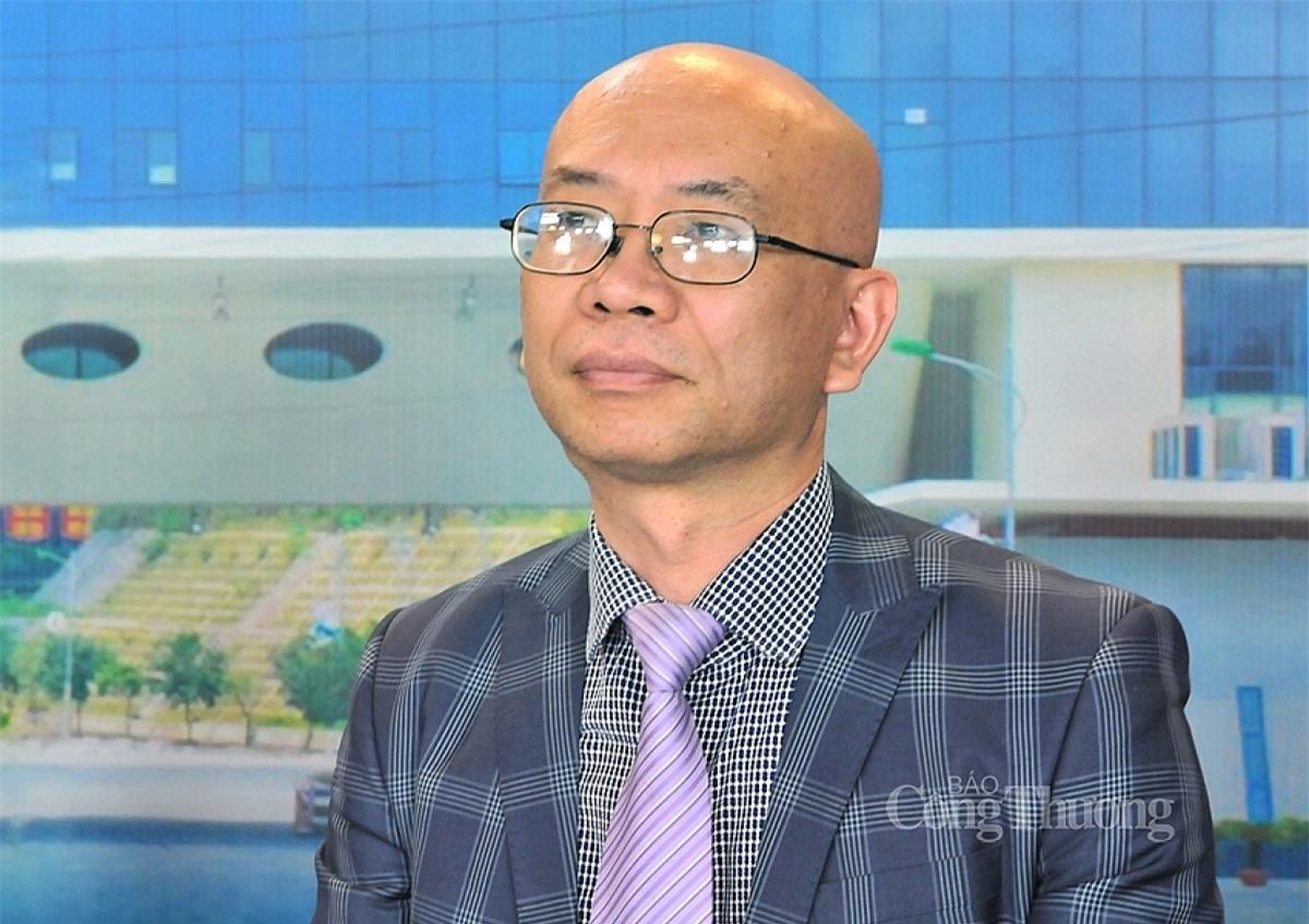 Ông Trần Thanh Hải - Phó Cục trưởng Cục XNK, Bộ Công Thương. (Ảnh: Báo Công thương).
