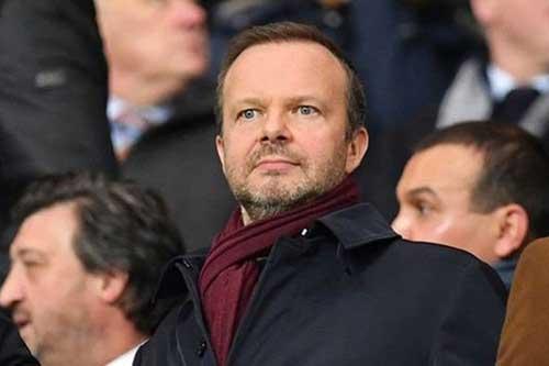 Ed Woodward từ chức phó Chủ tịch điều hành Man United sau 8 năm. Ảnh: Getty Images