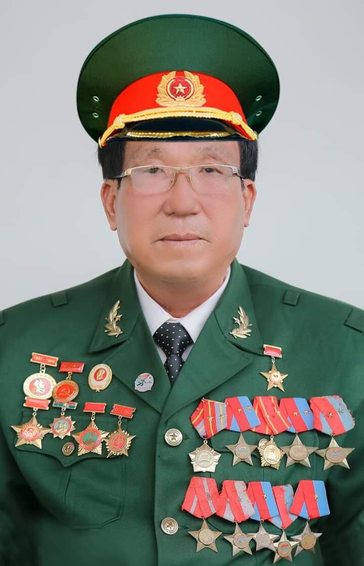 Anh hùng lực lượng vũ trang nhân dân Trương Đức Hai