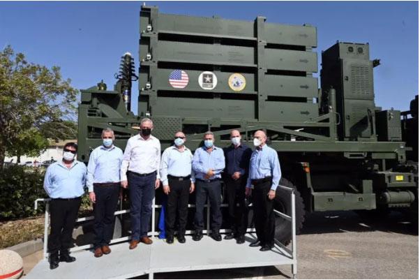 Mỹ mua và sẽ sản xuất hệ thống Iron Dome.