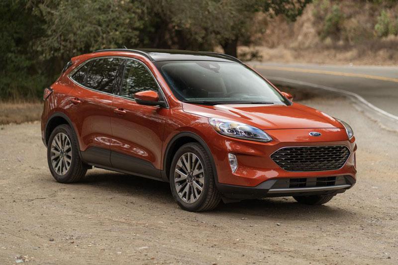 5. Ford Escape 2020 (giá khởi điểm: 24.885 USD).
