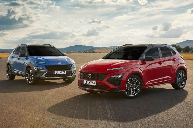 6. Hyundai Kona 2021 (giá khởi điểm: 20.400 USD).