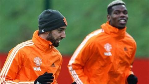 Bruno Fernandes chỉ ký hợp đồng mới nếu có Pogba