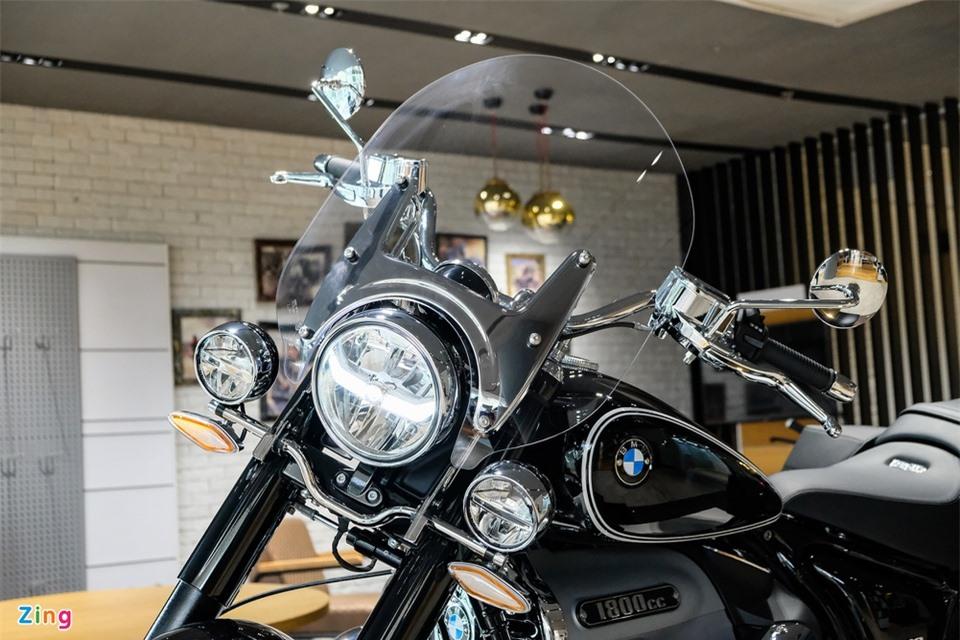 Chi tiet BMW R 18 Classic tai Viet Nam anh 3