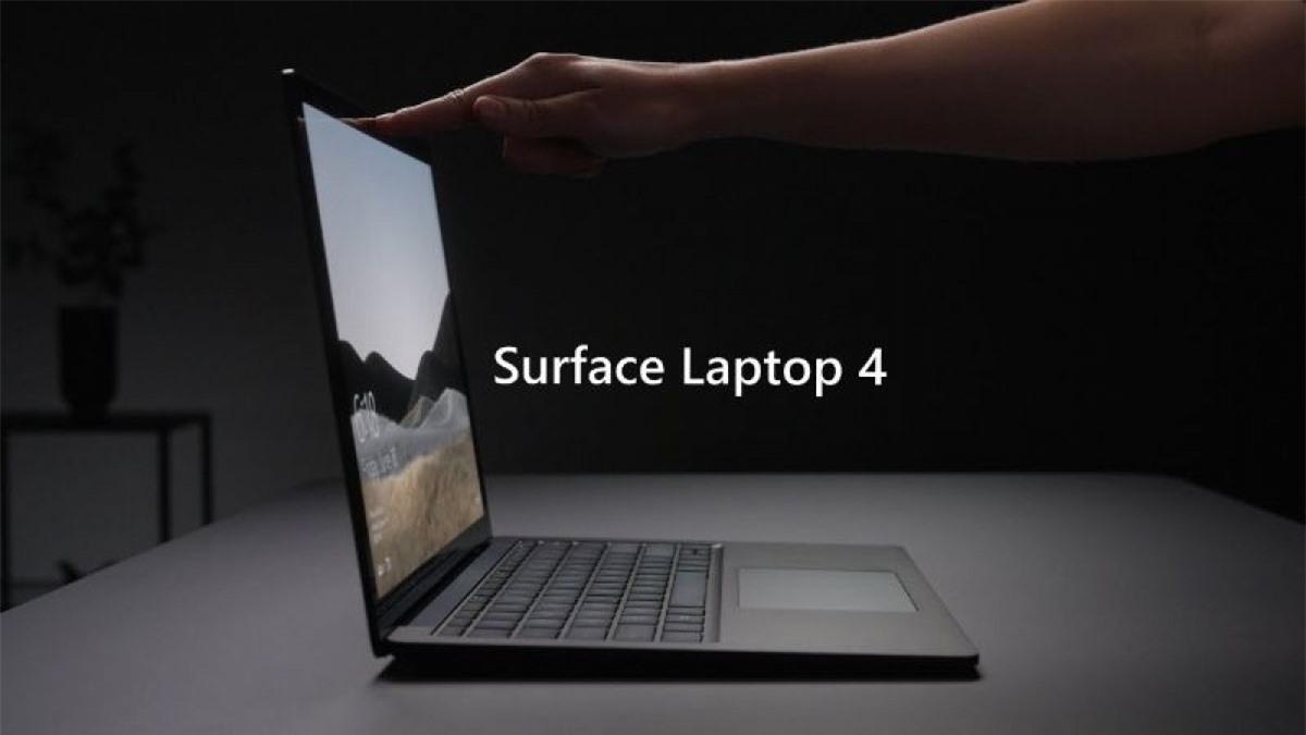 Surface Laptop 4 mang đến cho người dùng cả tùy chọn CPU Intel hoặc AMD.