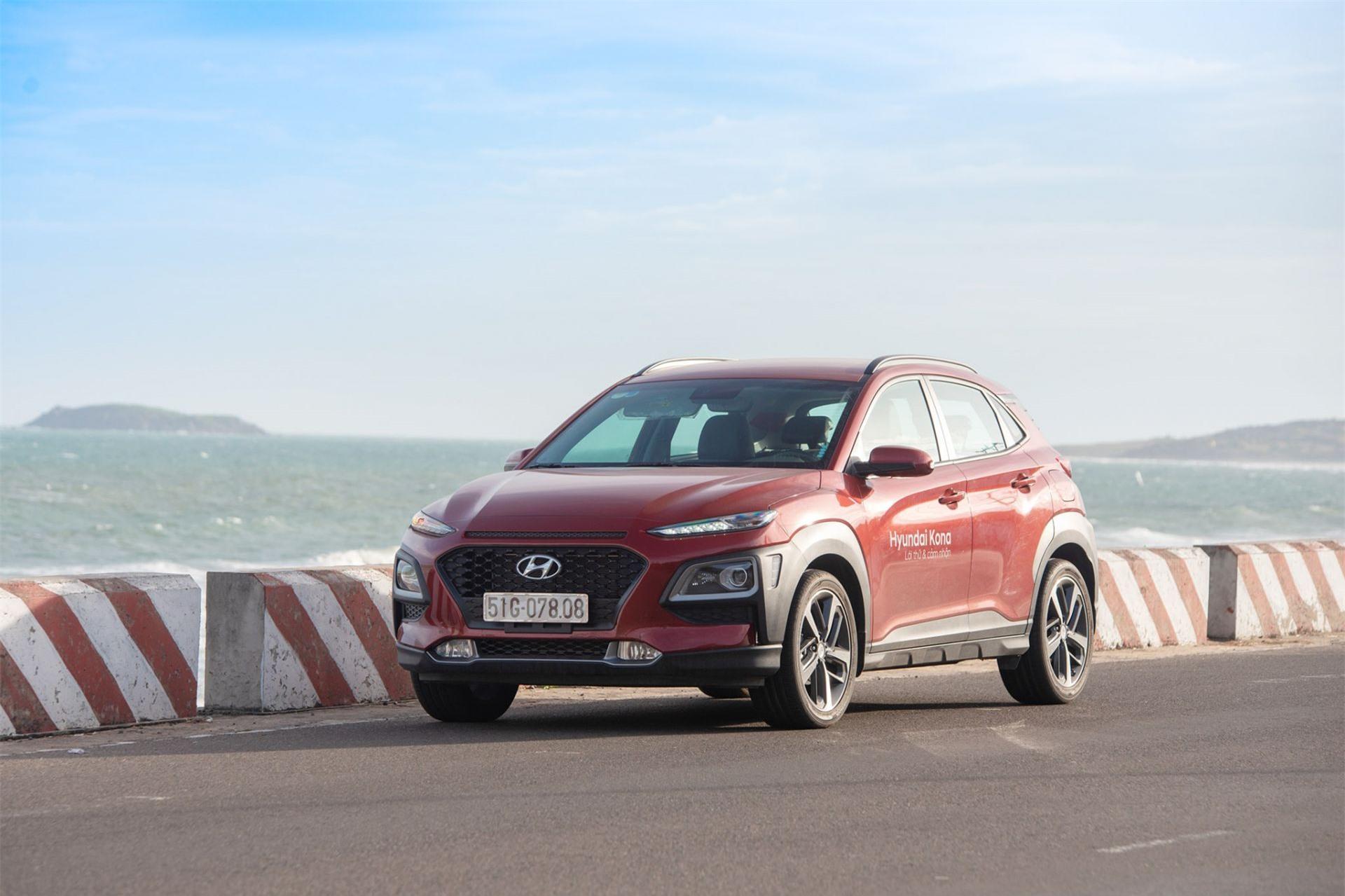 Xe Hyundai Kona 2.0