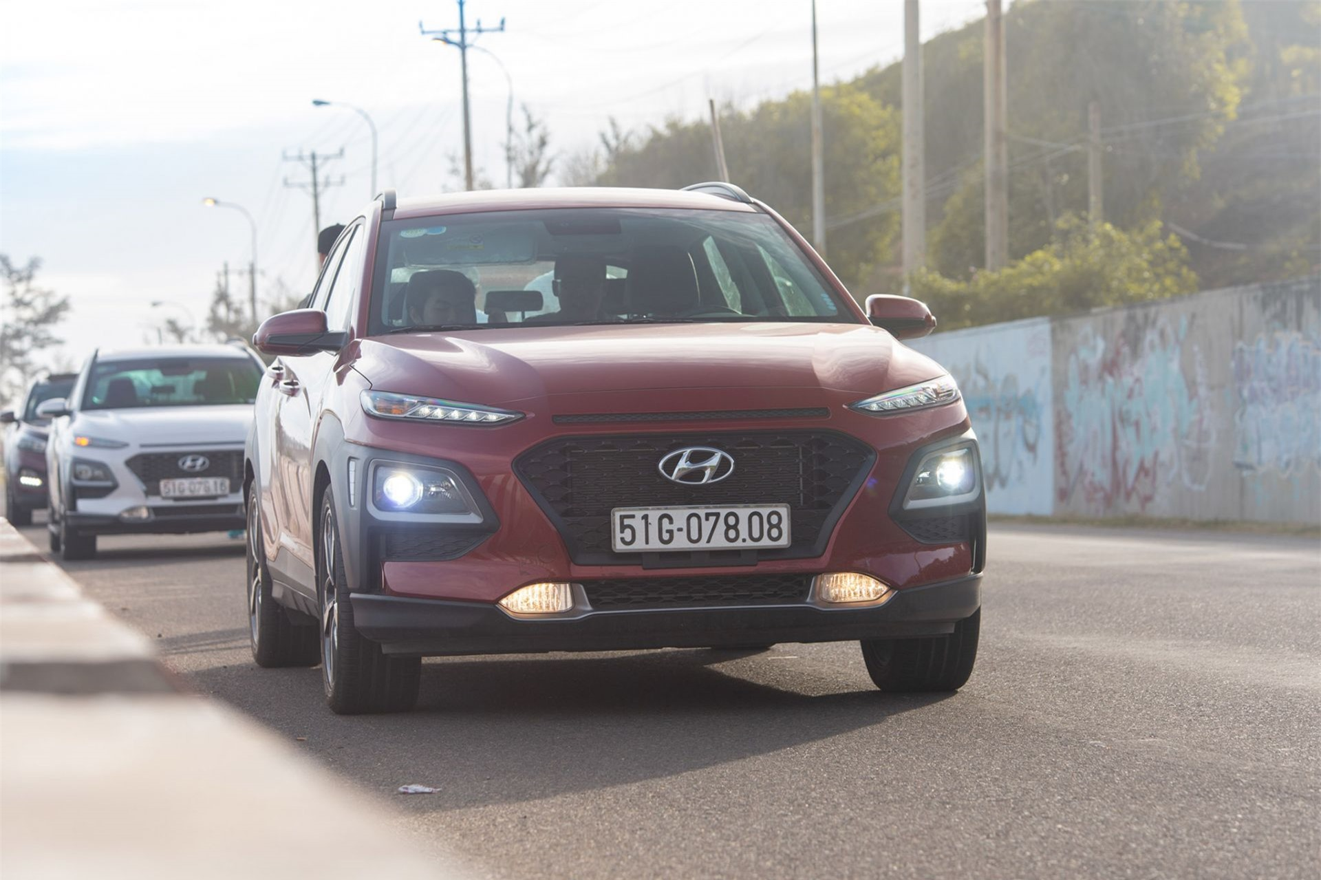 Xe Hyundai Kona