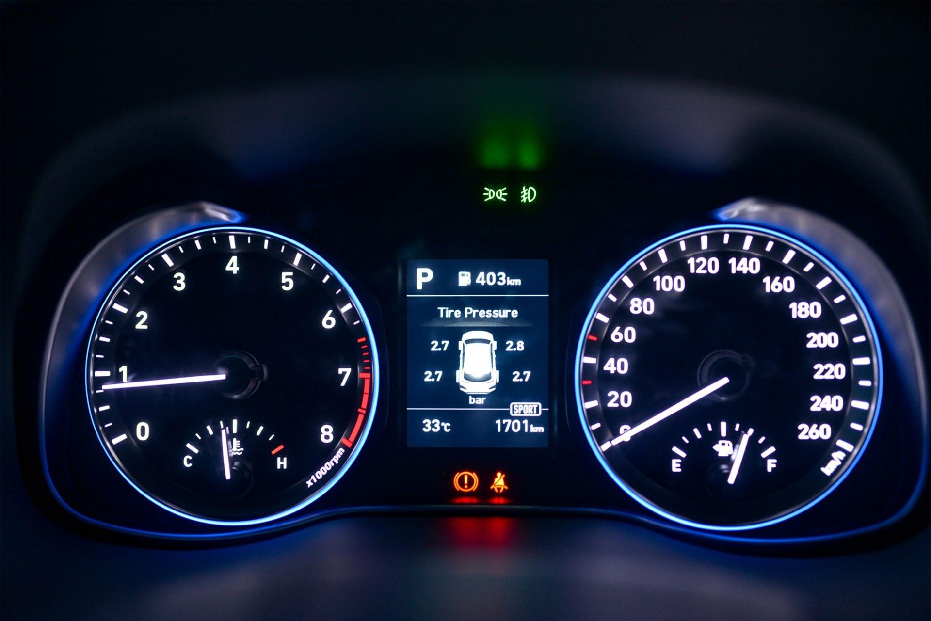 Vận hành Hyundai Kona 2.0