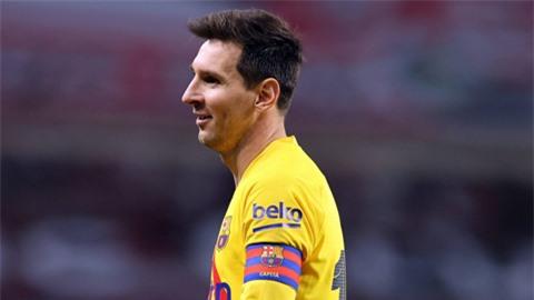 Messi sắp ký hợp đồng gia hạn 2 năm với Barca