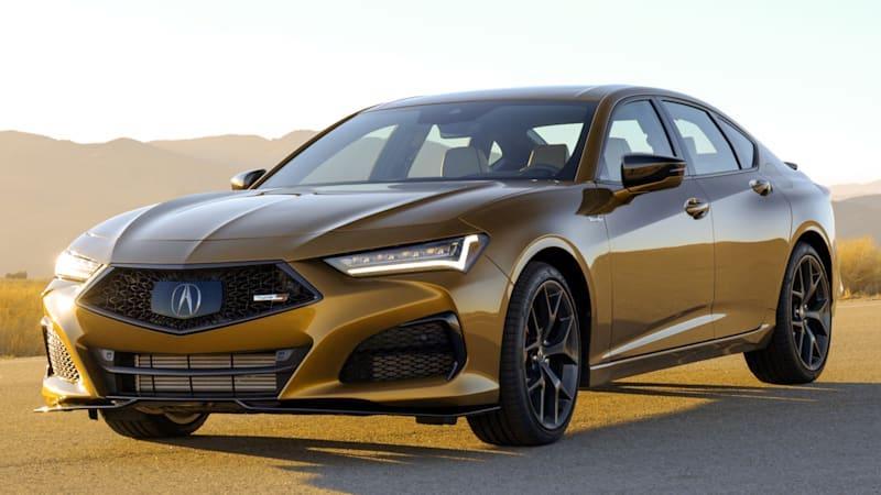 Acura TXL type S sẽ ra mắt thị trường Mỹ vào tháng 5/2021. Ảnh Autoblog Acura TXL type S sẽ ra mắt thị trường Mỹ vào tháng 5/2021. Ảnh Autoblog.