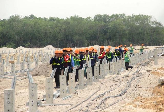 Quảng Trị - Thủ phủ của năng lượng sạch