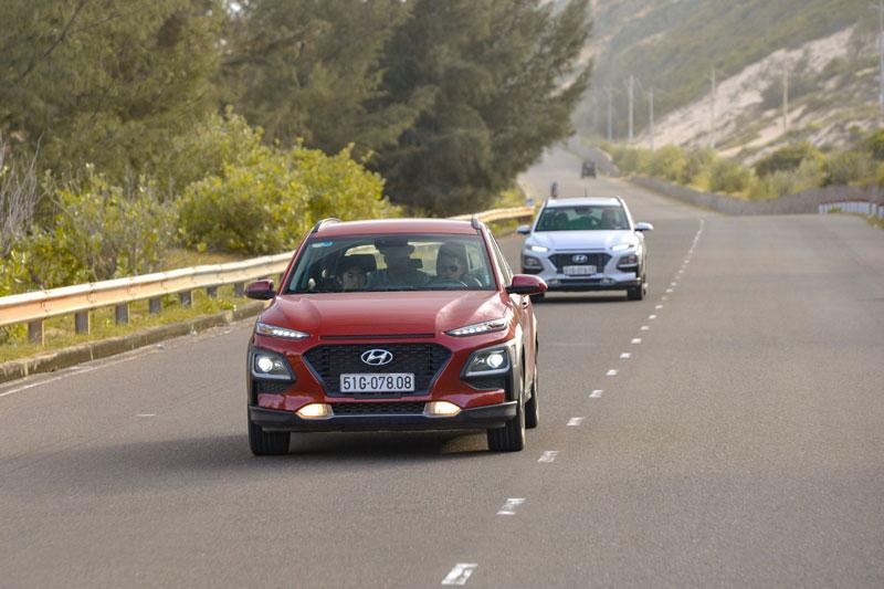 Đánh giá Hyundai Kona Nu 2.0L Atkinson – SUV cho người thực dụng