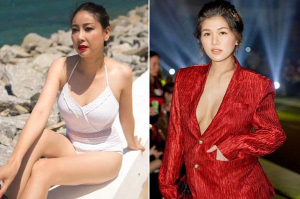 """4 """"nữ đại gia"""" mê đẻ nhất showbiz Việt: Người thứ 3 sau sinh 6 con vẫn thi hoa hậu"""
