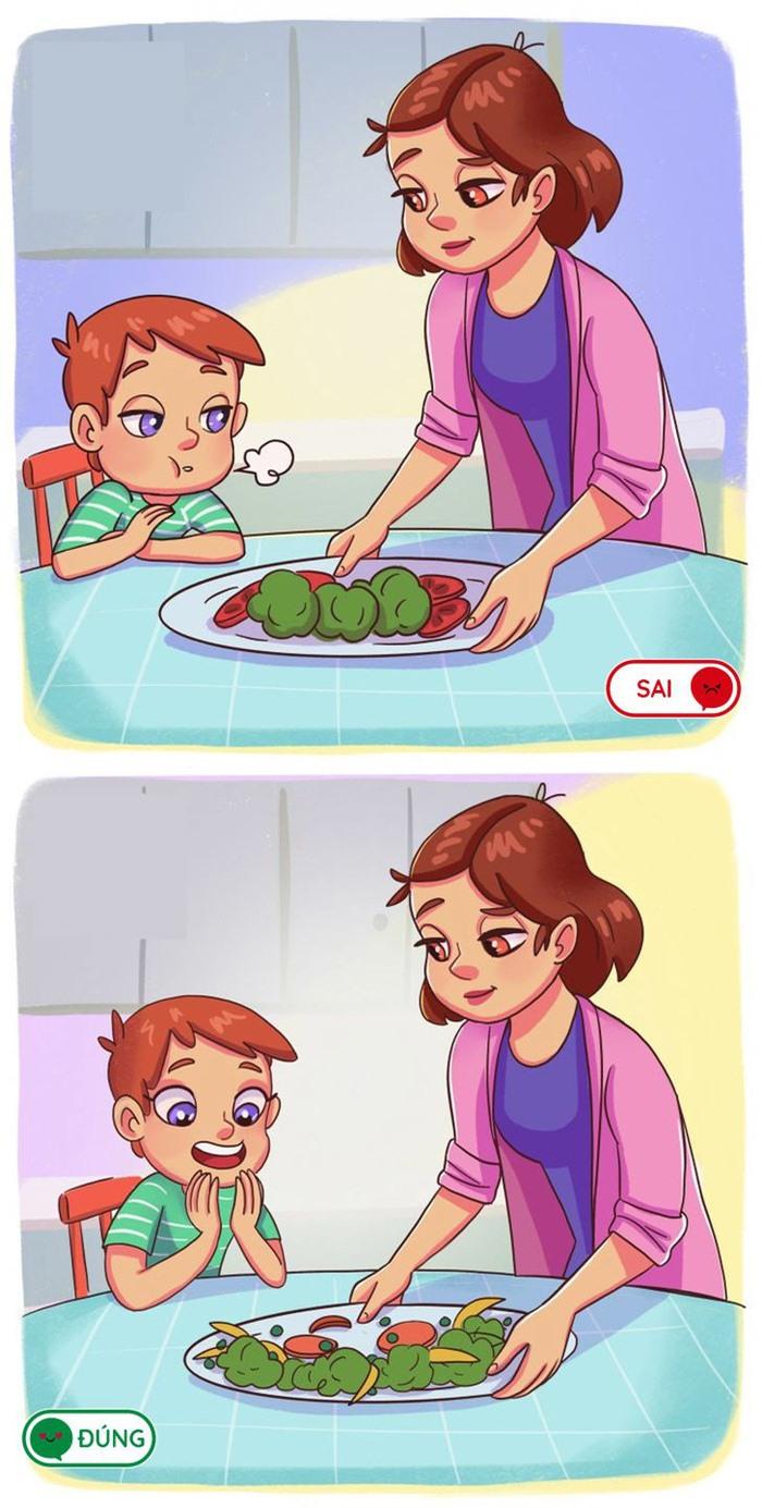15 sai lầm trong ăn uống cha mẹ thường ép khiến trẻ lười ăn trong tương lai - Ảnh 4.