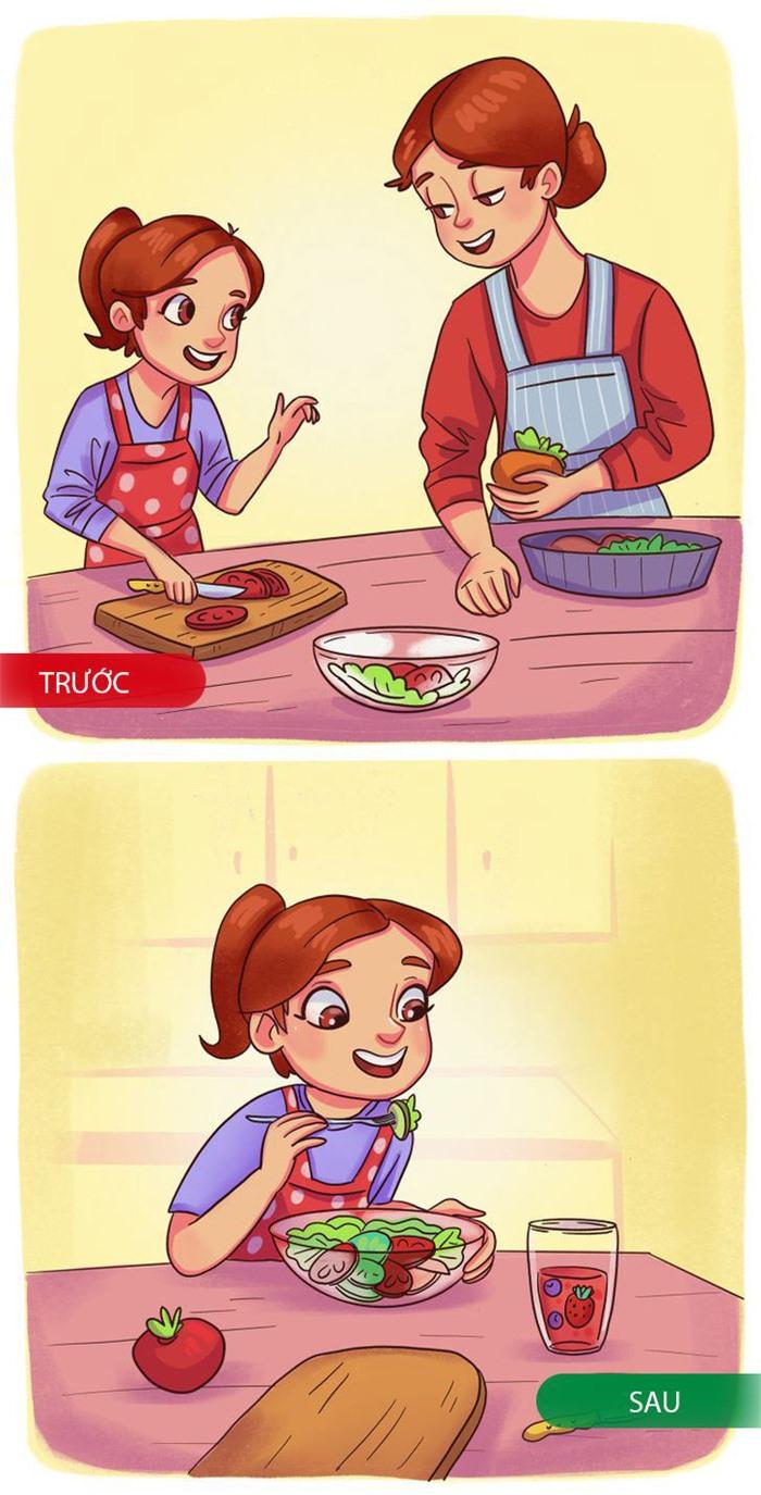 15 sai lầm trong ăn uống cha mẹ thường ép khiến trẻ lười ăn trong tương lai - Ảnh 8.