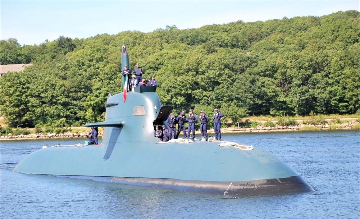 Type 212CD là tàu ngầm Type 212A cải tiến, được tích hợp nhiều công nghệ tiên tiến; Nguồn: wikipedia.org