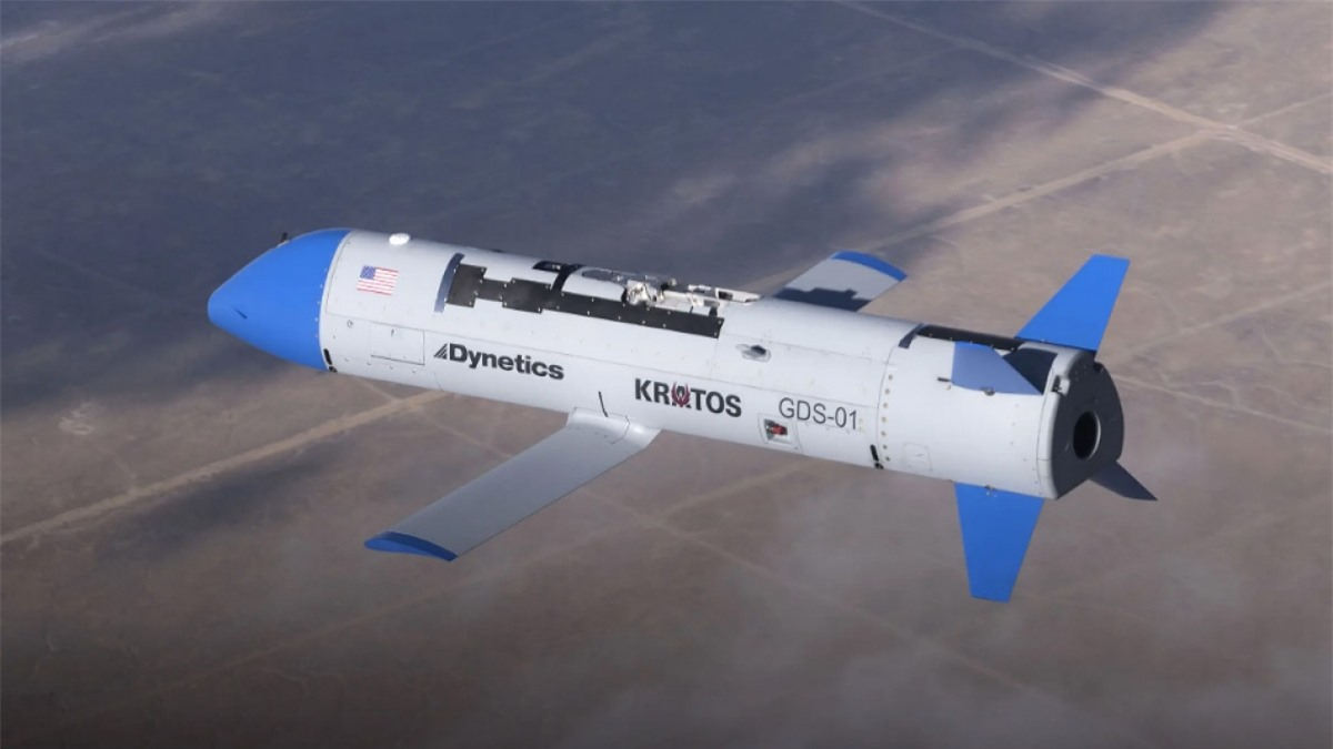 UV Gremlin trong một chuyến bay thử nghiệm tháng 11/2019. Ảnh: KT