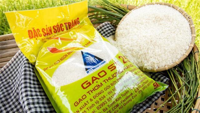 Việt Nam chưa mất thương hiệu gạo ST24, ST25 - Ảnh 1.