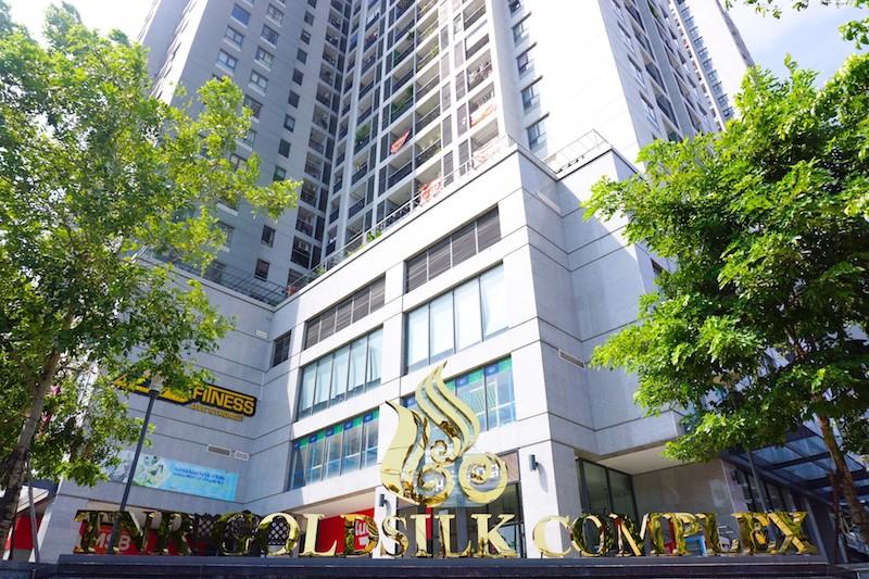 TNR Goldsilk Complex - Dự án chung cư đầu tiên của TNR Holdings với hàng loạt tai tiếng.