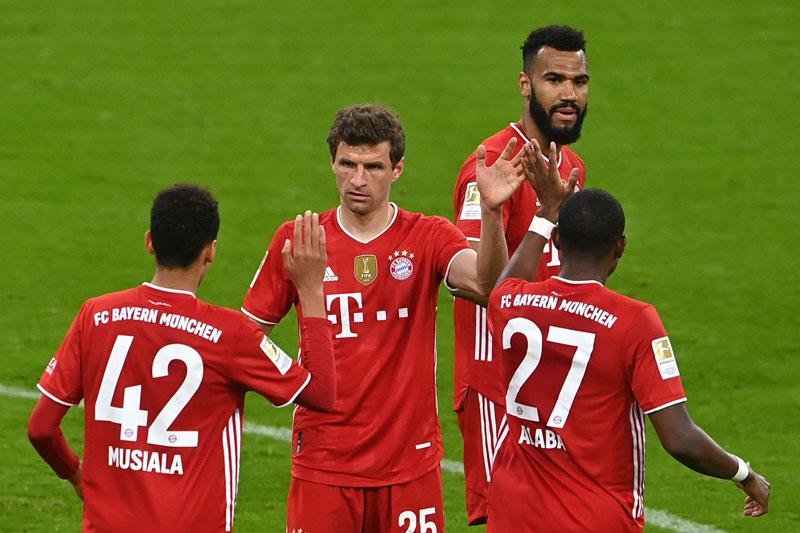 3. Bayern Munich (4,22 tỷ USD).