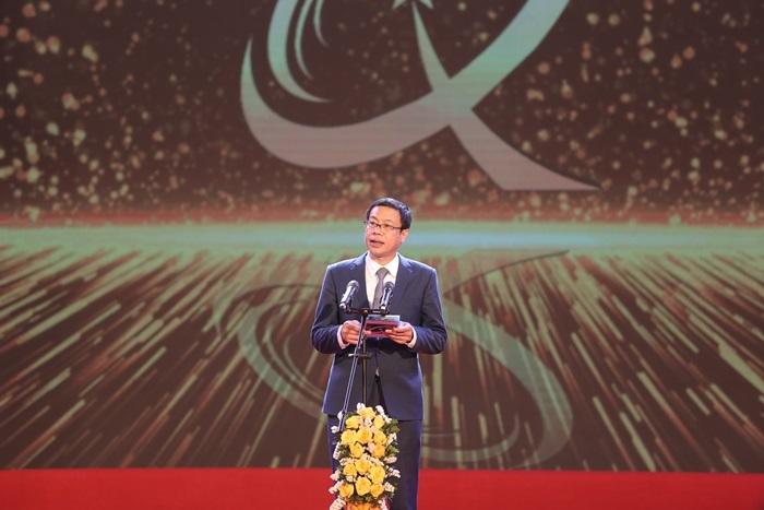 Thứ trưởng Bộ KH&CN Lê Xuân Định phát biểu tại buổi lễ.