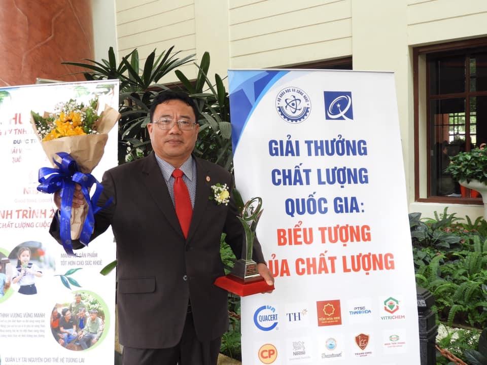 Công ty Cổ phần Viên Sơn là doanh nghiệp duy nhất của tỉnh Lâm Đồng đạt Giải thưởng Chất lượng Quốc gia năm 2019, 2020.