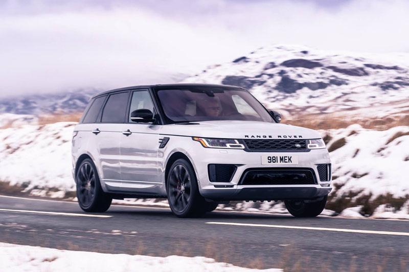 8. Land Rover Range Rover Sport 2021 (giá khởi điểm: 130.000 USD).
