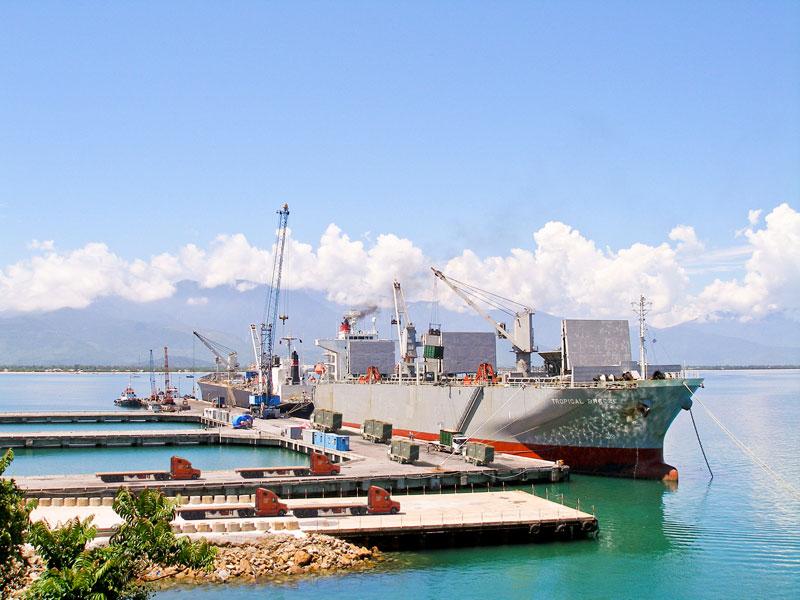 Thừa Thiên Huế sẽ xây dựng các trung tâm logistics tại Khu Kinh tế Chân Mây - Lăng Cô.